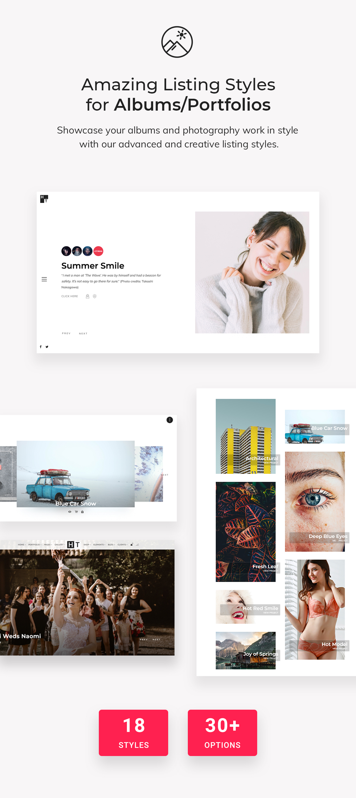 The Halftoon | Multipurpose Photography WordPress Theme