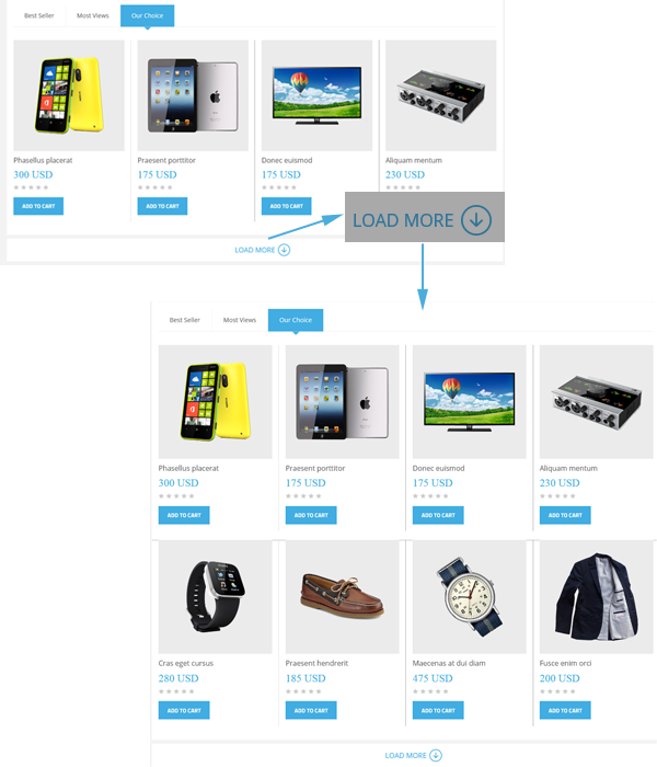 G2Shop - Responsive Ecommerce Joomla Template
