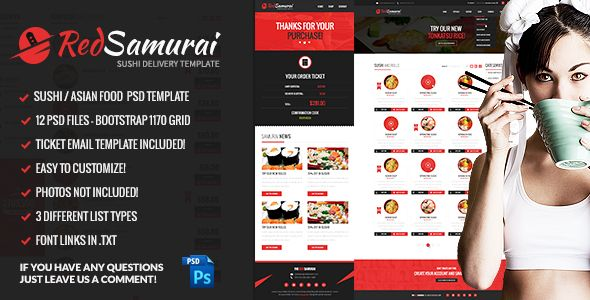 The Bebop Anime and Comic HTML Convention Template