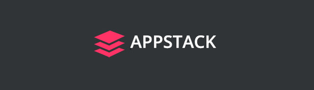 AppStack - One Page App Theme