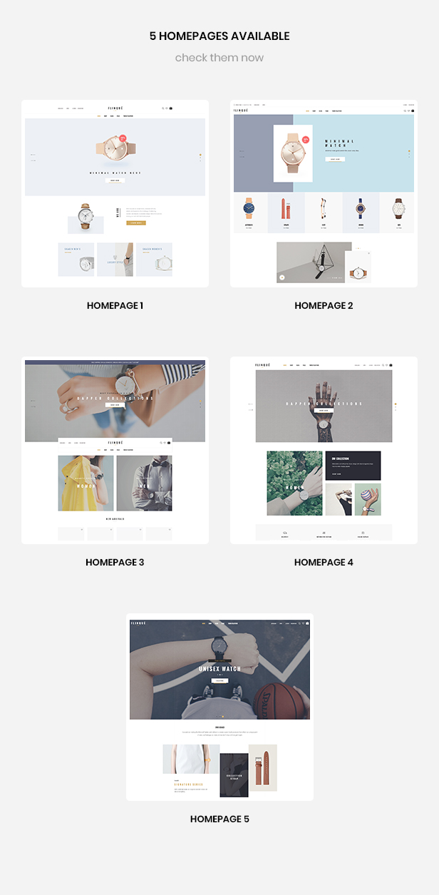 Ap Flinque Shopify Theme for Hand Watch | Accessories