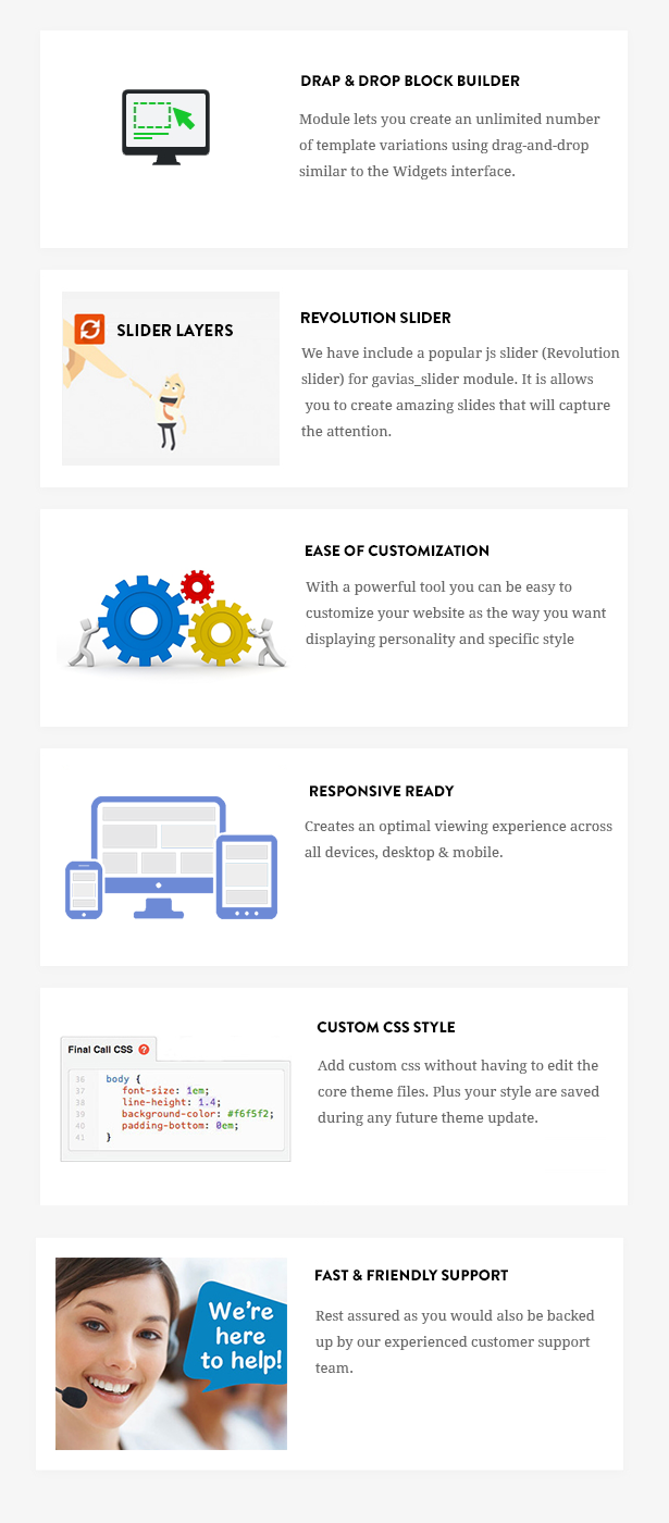 Vitaco - Responsive Business Drupal 8.7 Theme