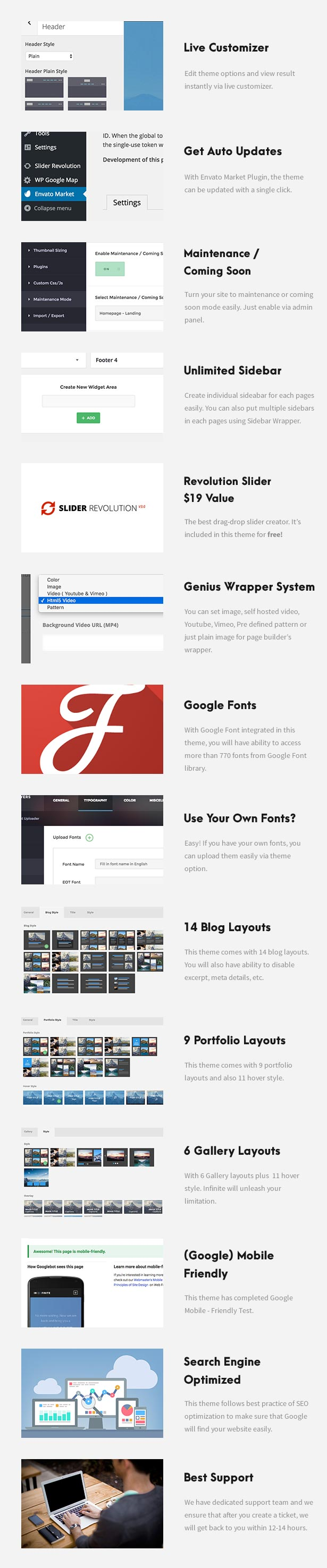 One Page Pro - Multipurpose OnePage WordPress Theme