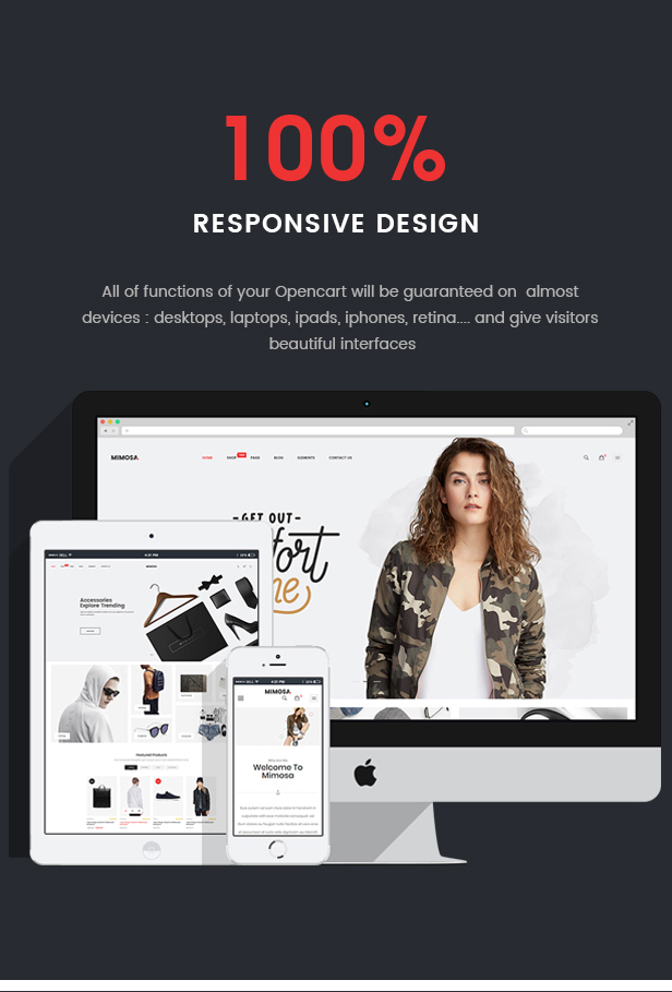 Mimosa - Responsive Clothing, Kids, Bags, Cosmetics, Electronics, Furniture, Fashion Shopify Theme
