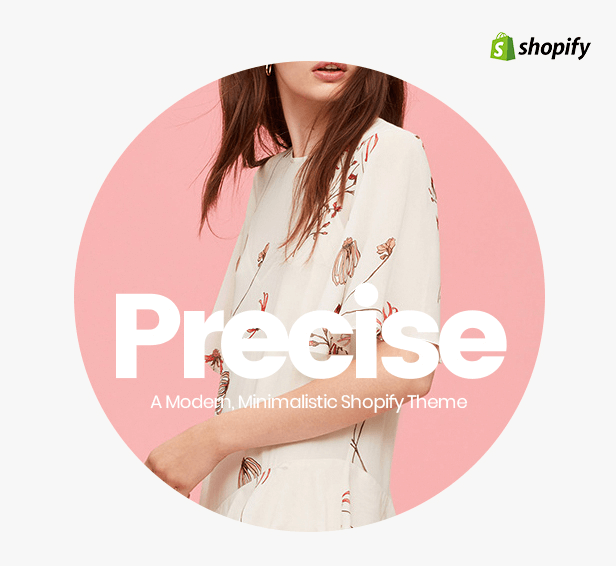 Precise - Shopify Responsive, High Performance, Multi-purpose Theme