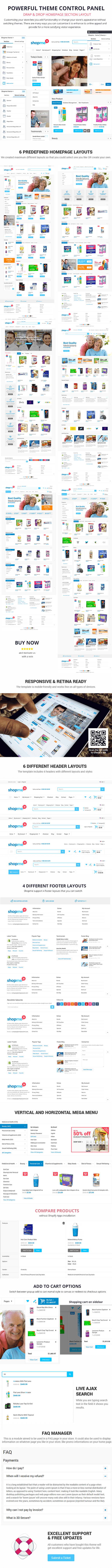 Medical Shopify Theme - Shopme