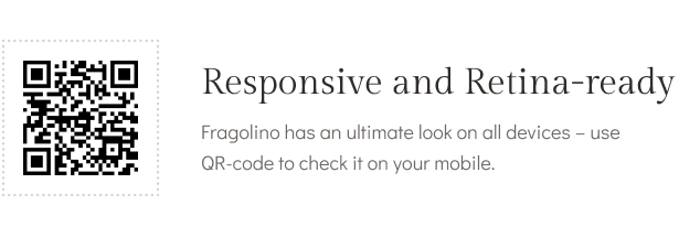 Fragolino - an Exquisite Restaurant WordPress Theme