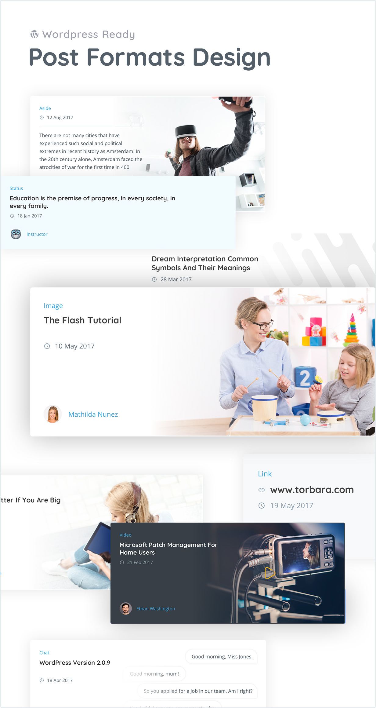 Instructor — Learning Management System and Education Sketch Template